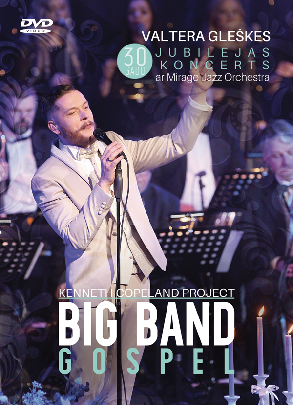 Big Band Gospel | DVD