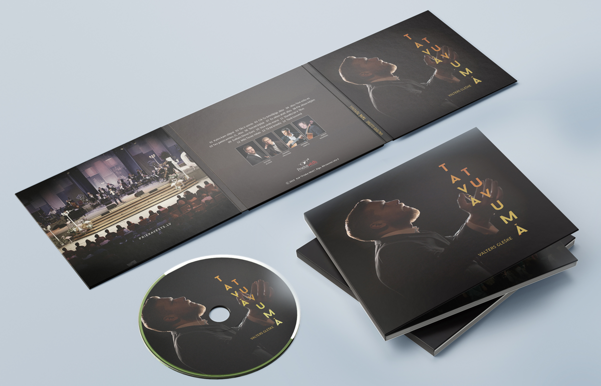Tavā Tuvumā   CD