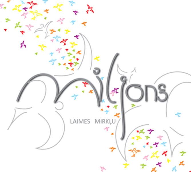 Miljons laimes mirkļu | CD